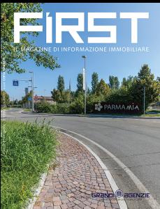 FIRST (copertina)